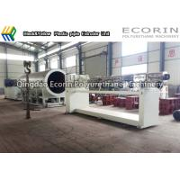 Wholesale Black & Yellow PU Heat Insulation Pipe Machine Plastic Pipe Extruder Production Line from china suppliers