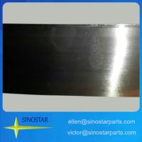 Wholesale Good flexibility and durability carbon steel flexo printing doctor blade from china suppliers