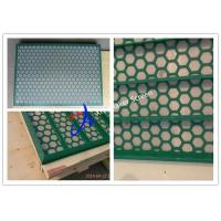 Wholesale VSM Series Metal with SS Wire Mesh Steel Frame Shaker Screen for Oil Drilling from china suppliers
