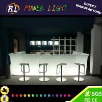 Buy cheap Color Changing LED Palstic Bar Counter from wholesalers
