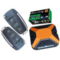 Wholesale LED Indication Car Alarm Keyless Entry System With Lock Or Unlock Car Door Outside Learning Button from china suppliers