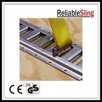 """Wholesale 12"""" / 16"""" / 20"""" E Track Ratchet Straps for Van tralier , truck , motorbike from china suppliers"""