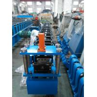 Wholesale Hydraulic Galvanized Roofing Roll Forming Machine Cutting - Edge from china suppliers