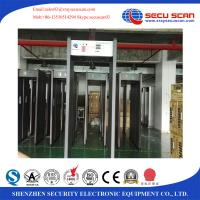 Wholesale Anti terrorist deep search Security Archway Metal Detector Gate for expo / events from china suppliers