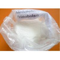 Quality 434-05-9 Raw Steroid Powder Primobolan Methenolone Acetate Muscle Mass Gain for sale