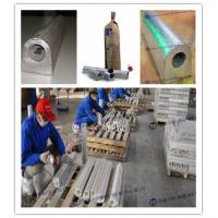 Wholesale AZ63 hp water heater magnesium anode With Filling , Mg anode from china suppliers