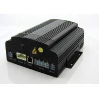 Wholesale Full D1 HD 4 CH SD Card H.264 Mobile DVR With GPS Tracking , Bus DVR from china suppliers