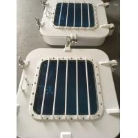 Wholesale Ship Weathertight Boat Marine Hatch Cover Marine Steel Hatch With Window from china suppliers