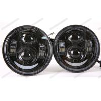 Wholesale 1350 LM / 1770 LM 5 Inch Motorcycle Headlight High And Low Beam Headlights from china suppliers