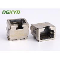 Wholesale Custom Shield 8p8c SMD / SMT Rj45 Keystone Jack Extra Low Profile Ethernet Connector from china suppliers