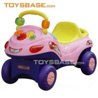 Wholesale Baby Toy Car - Baby Ride on Car Scooter with Music and Light from china suppliers