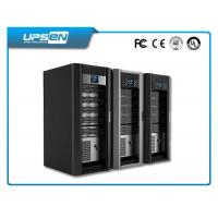 Wholesale High Frequency Pure Sine Wave 380V / 400V / 415VAC Modular UPS Power Supply with Low Noise from china suppliers