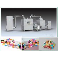 Wholesale High Efficiency Peanut Tablet Coating Machine 316 Stainless Steel With Air Filter from china suppliers