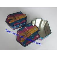 Wholesale Top Sell Gift Box /Metal Box /Tin Can/Tin Case /Promotional Box from Golden Tin in China from china suppliers