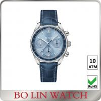 Wholesale Customizable classic chronograph watches solid 316 stainless steel Material from china suppliers