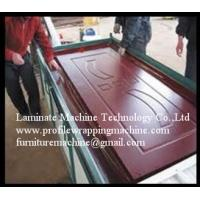 Wholesale pvc door boards vacuum lamination machine from china suppliers
