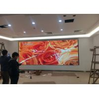 Buy cheap IP45 Fixed Installation Indoor Advertising LED Display Concert Performance from wholesalers