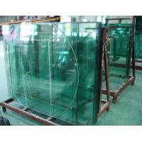Wholesale 4mm - 19mm Structural Glass Curtain Wall , 4mm-8mm Reflection Colored Tempered Safety Glass from china suppliers