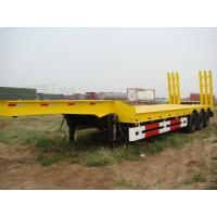 Wholesale 13m-3 Axles-30T-Low Bed Semi-Trailer from china suppliers