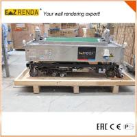Wholesale 70 - 80 M²/Hour Portable Automatic Rendering Machine No Worm Pump from china suppliers