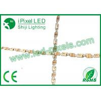 Wholesale 5Mm PCB Size Digital RGB LED Strip 30LEDs / m S Type outdoor LED strip lights Easier to Curve from china suppliers