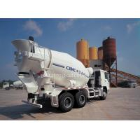 Wholesale HOWO Mixer Trucks-9m3 from china suppliers