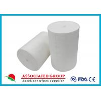 Wholesale Strong And Soft PET Non Woven Fabric Roll Silicone Free Hygiene Multi - Purpose from china suppliers