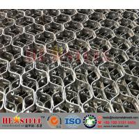 Buy cheap 410S hex mesh, hex-mesh from wholesalers
