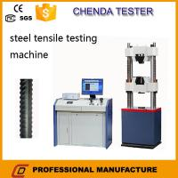Buy cheap 600kn Hydraulic Universal Testing Machine +Steel  Tensile Strength Testing Machine+Bolt Shear Strength Testing Machine from wholesalers