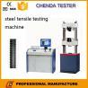 Buy cheap 600kn Hydraulic Universal Testing Machine +Steel  Tensile Strength Testing Machine+Bolt Shear Strength Testing Machine from wholesalers