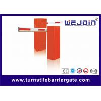 Wholesale Bidirectional 120w Entrance Car Barrier Gate Security Systems With Changable Directions from china suppliers