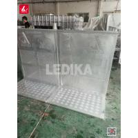 Wholesale Protable Steel Eent Crowd Control Barrier / Foldable Aluminum Barricade from china suppliers