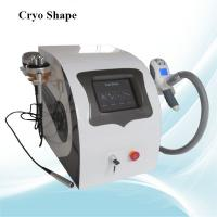 Buy cheap Fat Freeze home use ultrasonic cavitation body slimming machine / rf cavitation machine from wholesalers