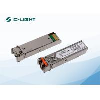 Wholesale 1310nm SMF CISCO SFP Modules Gigabit Ethernet With High-speed from china suppliers