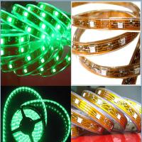 Wholesale VERY HOT!!DC12V SMD3528/5050 60leds/M Waterproof Flexible Led Strip(CE&ROHS) from china suppliers