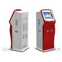Wholesale Indoor Free Standing Card Dispenser Kiosk with Touch Screen Use In Bank from china suppliers