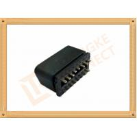Wholesale 24V Universal Obd2 Connector / Car Diagnostic Connector Nickel Or Golden Plated Pins from china suppliers
