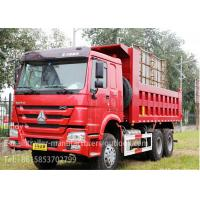 Wholesale Diesel Type Fuel HOWO ZZ3317N4267D1 Dump Truck Trailer for Philippines from china suppliers