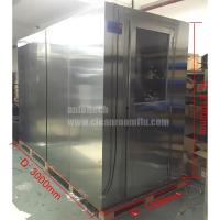 Wholesale Stainless steel Clean room Air shower With Door Interlock from china suppliers