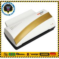 Wholesale Thermal Pouch Jam Free Laminator 230 mm Width 220V 50HZ For Office from china suppliers