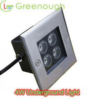 Wholesale LED Inground Light/ Path Driverway Light/Buried light GNH-UG-4X1W-S-C from china suppliers