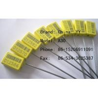 Wholesale Compare Disposable Plastic Pull Tight Security Container Cable Seal from china suppliers