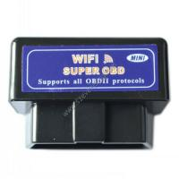 Wholesale Super Wireless Wifi ELM327 OBD2 scanner Vgate OBDII ios Scanner from china suppliers