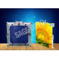 Wholesale High Resolution 1r1g1b Inside Led Screen Lightweight Aluminum Cabinet from china suppliers