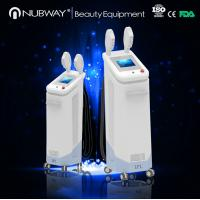Wholesale 2015 Hotest Two In One ipl and Elight SHR for skin rejuvenation and hair removal machine from china suppliers