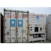 Wholesale Special Forwarder Refrigerated Shipping Container In Sea Freight from china suppliers