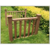 Wholesale WPC Fence for Landscaping Ornament /External Landscaping Timber/wpc fence from china suppliers