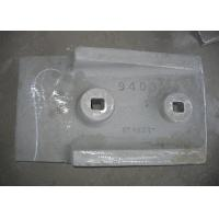 Wholesale High Cr Cast Iron White Iron Casting Mill Liners , Metal Casting Liners from china suppliers