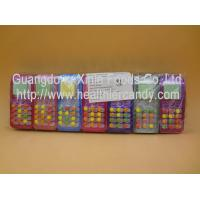 Wholesale Colored Glucose Novelty Candy Toys , Small Round Funny Candy Sweets from china suppliers