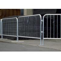 Wholesale Metal Used Crowd Control Barriers, Pedestrian Barricades from china suppliers
